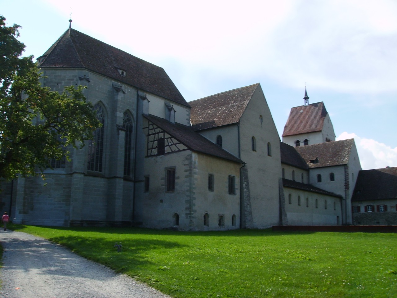 Cathedral Maria and Marcus, Reichenau Island
